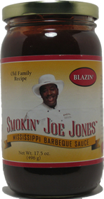 Smokin' Joe Jones BBQ Sauce