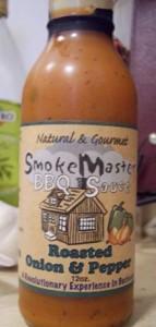 Smoke Master BBQ Sauce - Roasted Onion & Pepper