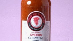 Smokin Chipotle BBQ Sauce