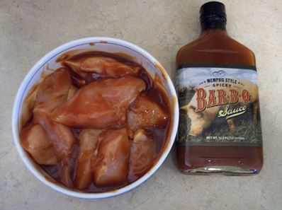 Memphis Style Spicy Bar-B-Q Sauce