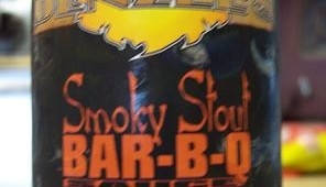 Denzel's Smoky Stout Bar-B-Q Sauce