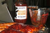Grumpy's Private Reserve Bar-B-Que Sauce, Not So Bold