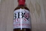 BBQ STUs Steel City Blast Furnace BBQ Sauce