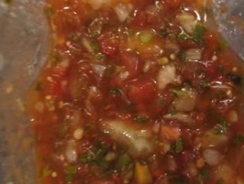 Salsa de Rosa HOT Salsa