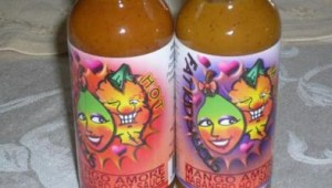 Fat Kid Mango Amore Hot Sauce