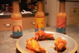 wing sauce trilogy