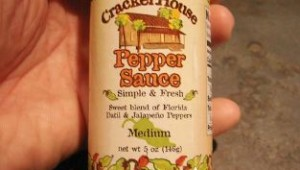 Cracker House Medium Pepper Sauce