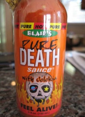 Blairs Pure Death Hot Sauce