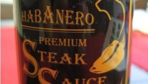 Tony Lengers Premium Habanero Steak Sauce