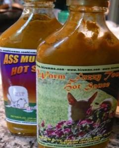 Ass Murdering Hot Sauces