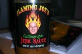 Flaming Joes Jerk Sauce