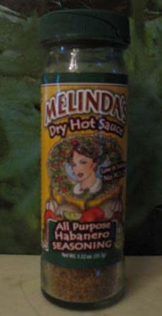 Melindas Dry Hot Sauce