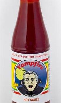 Vampfire Hot Sauce