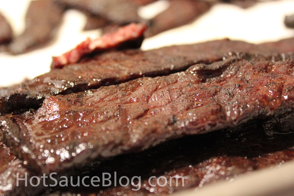 How to Make Naga Jerky on the Big Green Egg