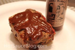 Ancho Mama's Hot Sauce