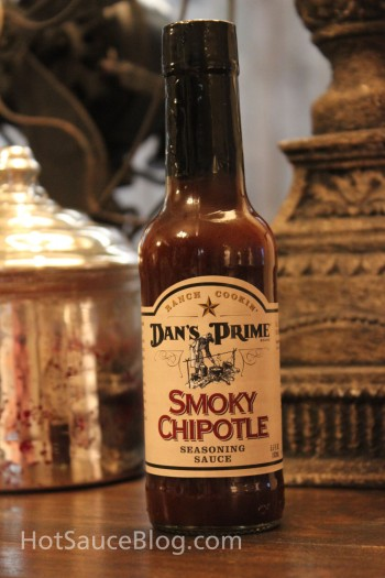 Dan's Prime Smoky Chipotle Seasoning Sauce