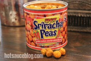 Spicy Sriracha Peas Spicy Food Reviewshot Sauce Blog