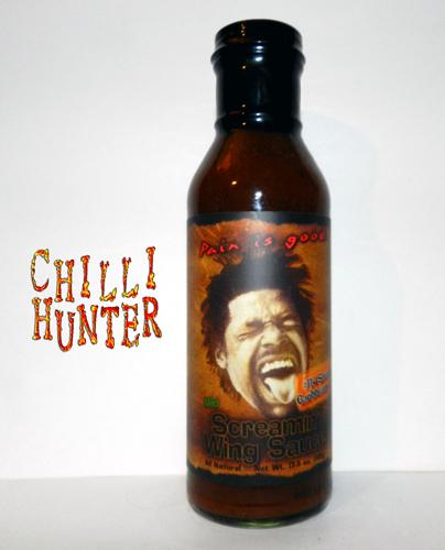 Screaming Wing Sauce Hot Sauce Blog Hot Sauce Reviews
